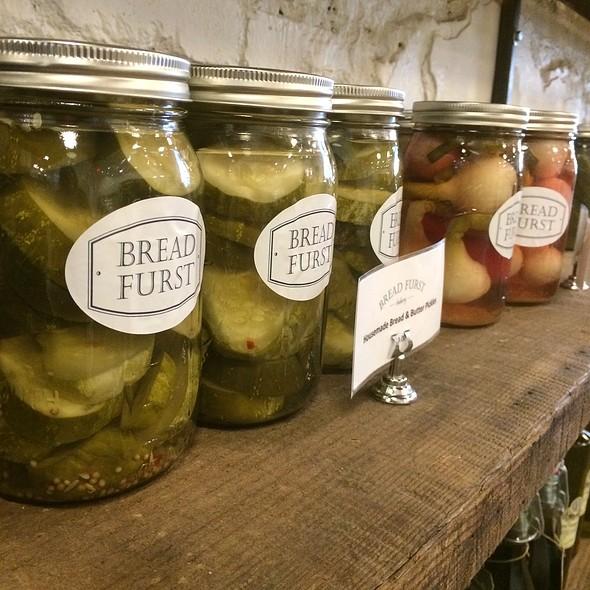 Pickles @ Bread Furst