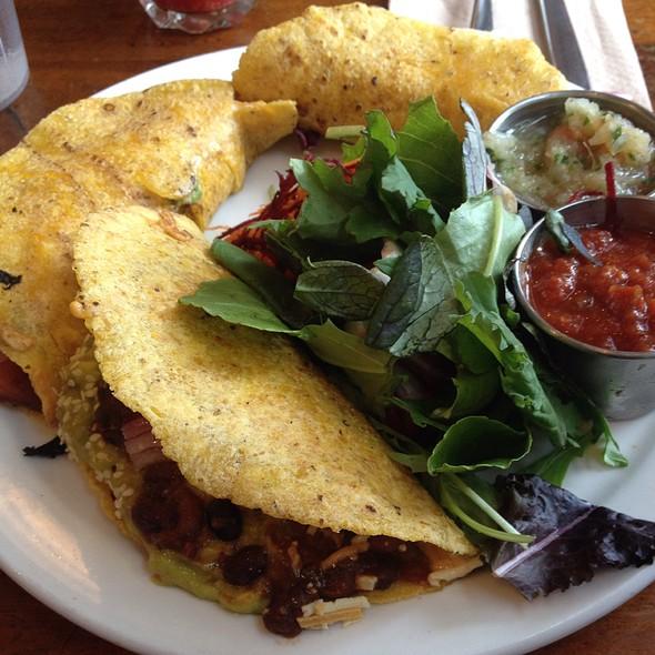Tacos Made Vegan