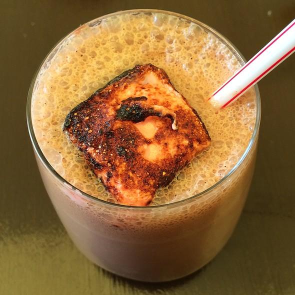 Toasted Marshmellow Milkshake @ Chuffed