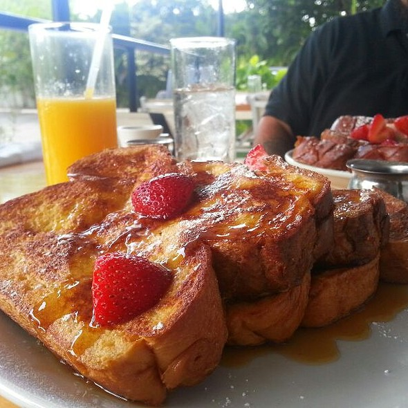 French Toast @ Morgans Restaurant