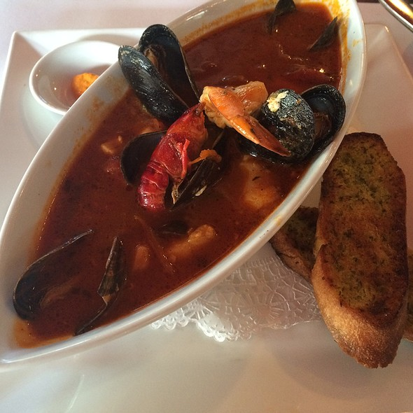 Bouillabaisse - Le Chat Noir, Washington, DC