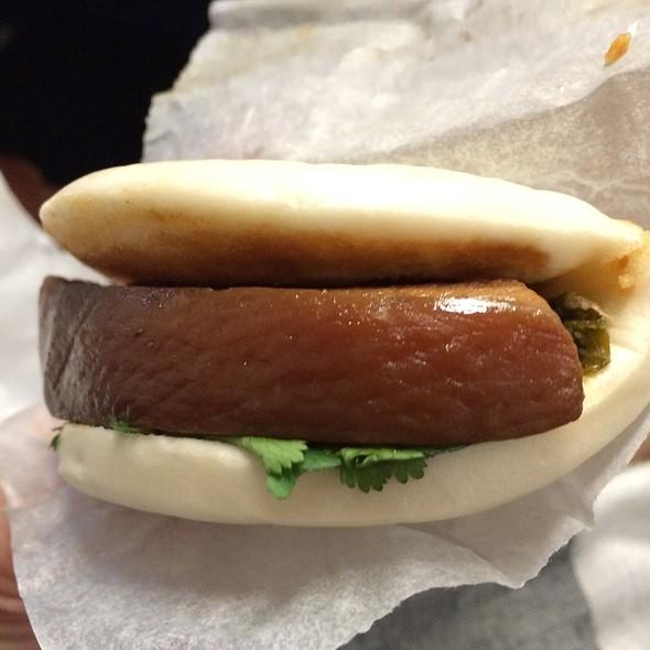Pork Burger @ BAODAO Taiwanese Kitchen