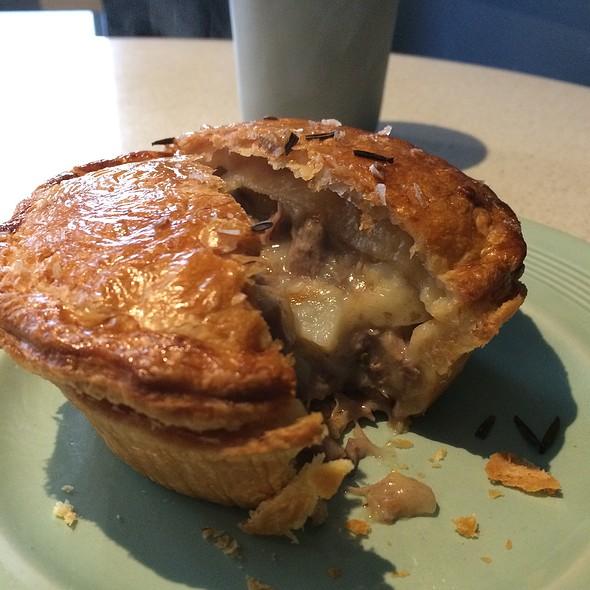 Lamb, Potato And Rosemary Pie @ Flour & Stone
