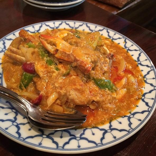 Crab Curry @ タイ国料理ライカノ