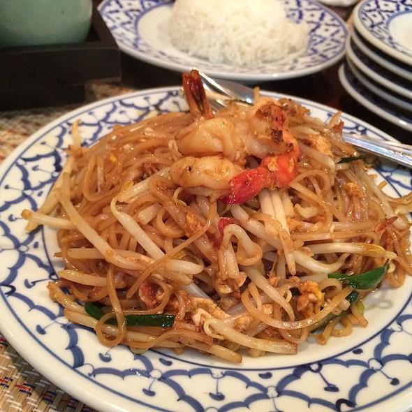 Pad Thai @ タイ国料理ライカノ
