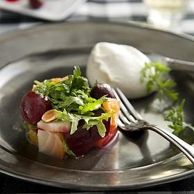 Beet And Burrata Salad  - Pacci Italian Kitchen & Bar, Savannah, GA