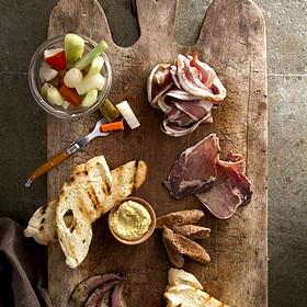 Salumi Board - Pacci Italian Kitchen & Bar, Savannah, GA