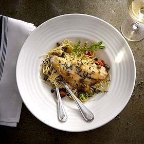 Striped Bass - Pacci Italian Kitchen & Bar, Savannah, GA