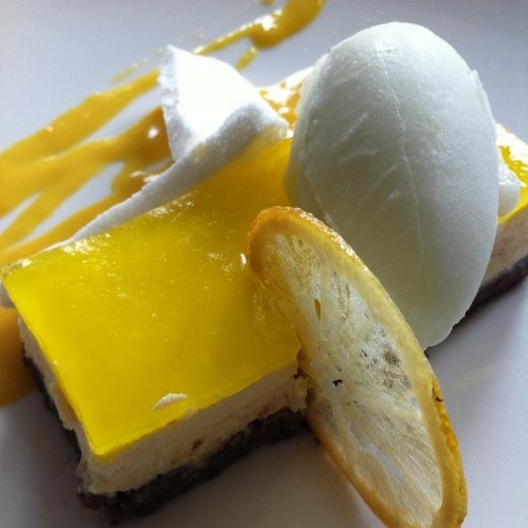 Dessert @ Hotel Hilton Gdańsk