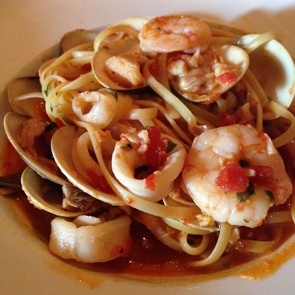 Fettuccine Pescatore - Colore Italian Restaurant & Pizzeria, Englewood, CO
