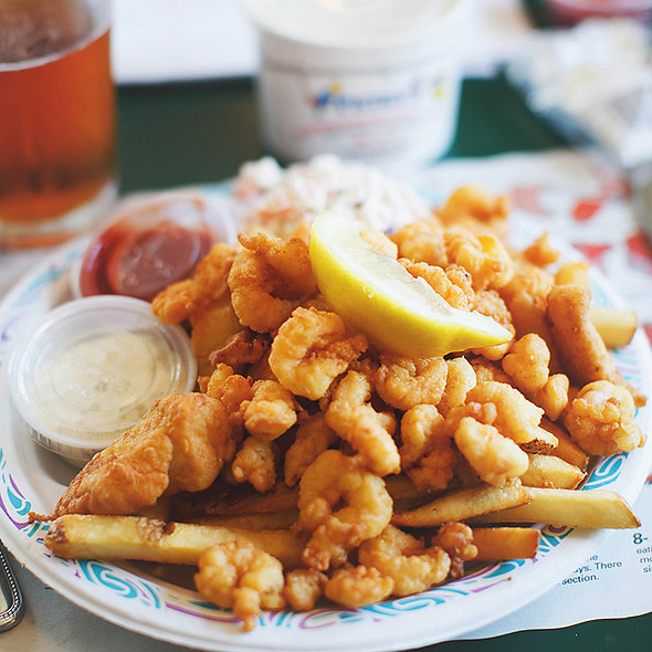 2-Way Seafood Combo