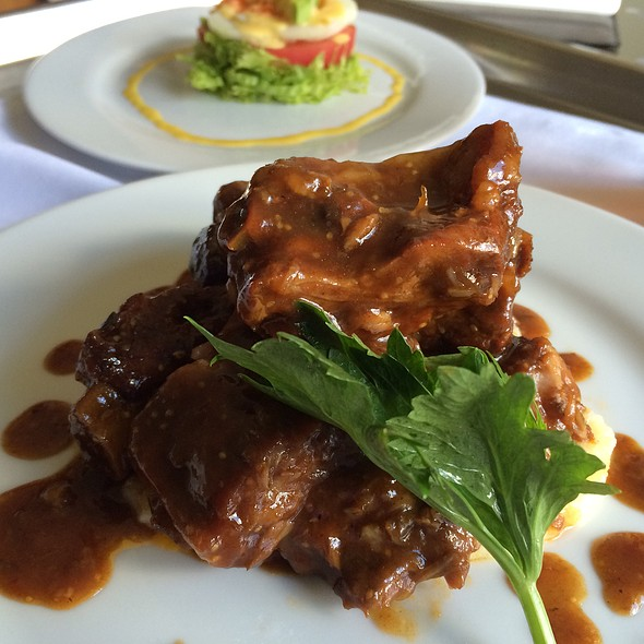 Sweet & Sour Pork Ribs @ Hotel Porton Medellin