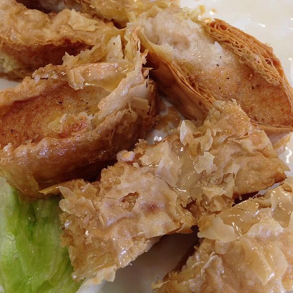 fried shrimp cake at Pho Little Saigon