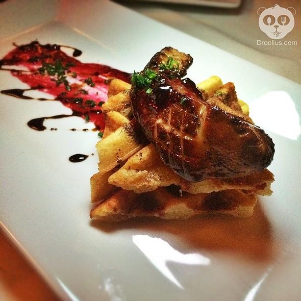 Fwaffle - K restaurant, Orlando, FL