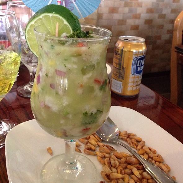 Vuelve A La Vida Cocktail