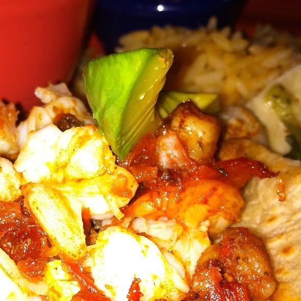 Baja Shrimp Taco @ Cozymels costal mex