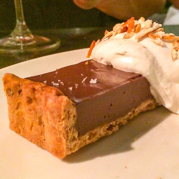Salted Chocolate Torte - Town, Honolulu, HI