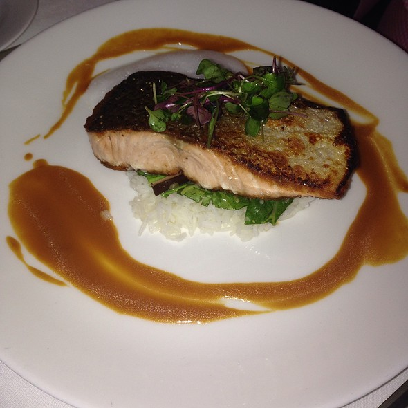 Pan Seared Salmon  - Peter Shields Inn, Cape May, NJ
