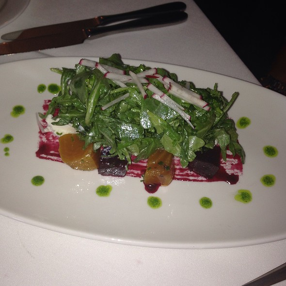 Beet Salad - Peter Shields Inn, Cape May, NJ
