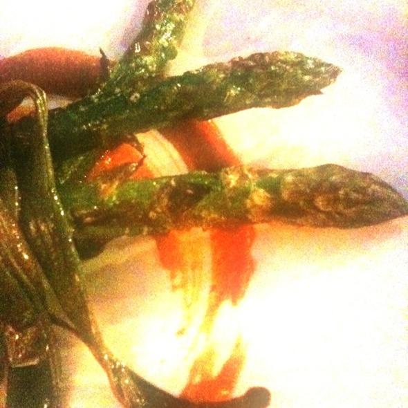 Asparagus @ Contigo