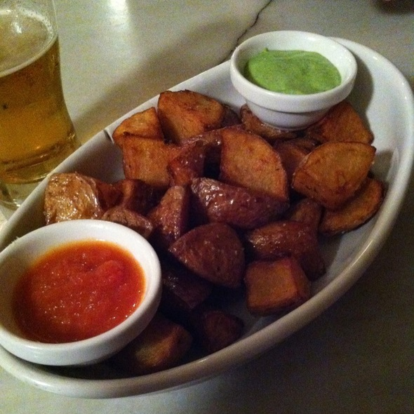 Patatas Bravas @ Resolis