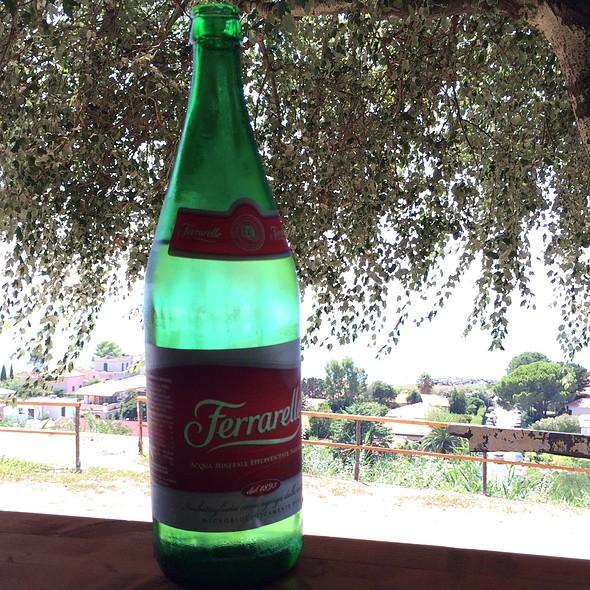 Ferrarelle Sparkling Water