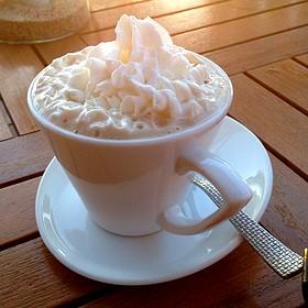 Cappuccino - 'Ulu Ocean Grill and Sushi Lounge, Kaupulehu, HI