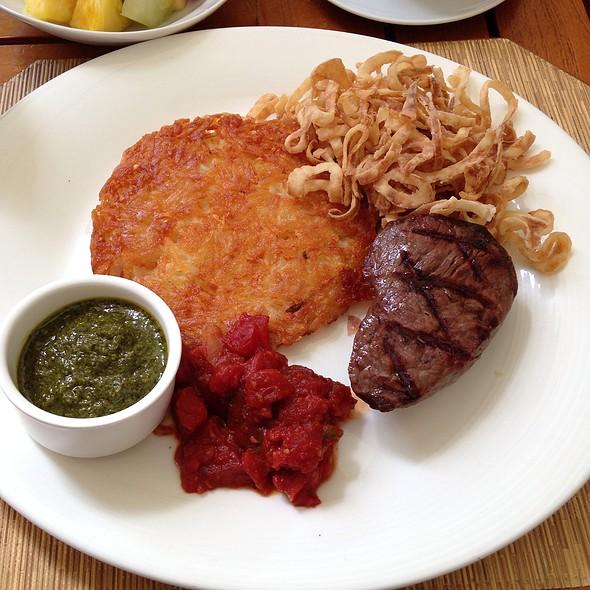 New York Strip And Eggs (No Eggs) - DUO - Steak & Seafood, Wailea, HI