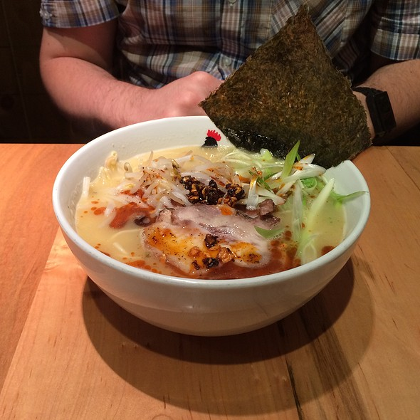 Totto Spicy Ramen
