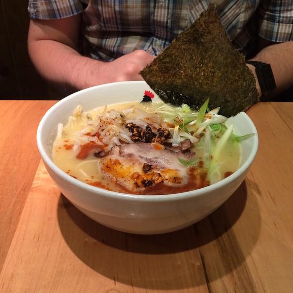 Totto Spicy Ramen @ Totto Ramen