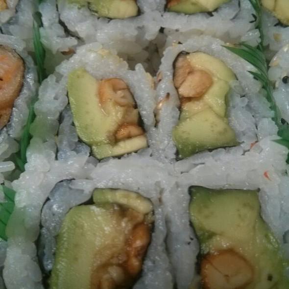 Buddha Roll @ Mino Japanese Restaurant & Sushi Bar