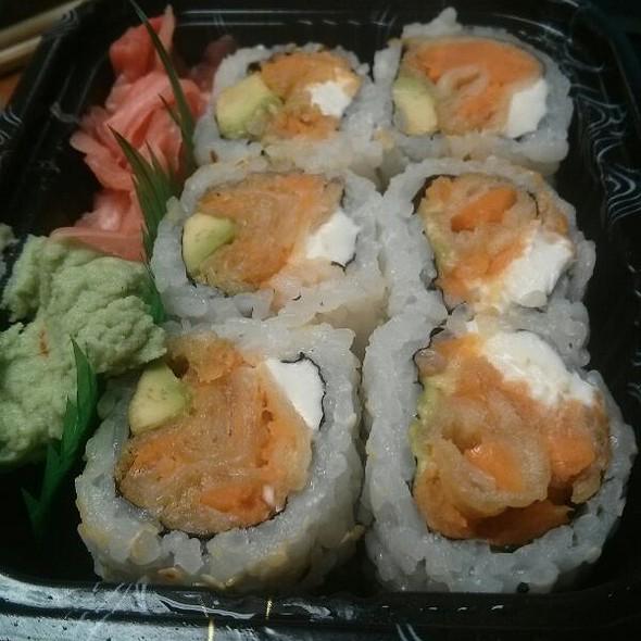 Sunflower Roll @ Mino Japanese Restaurant & Sushi Bar