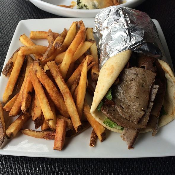 Gyro @ Ammos Authentic Greek Cuisine