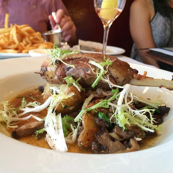 Duck Confit @ Balthazar Restaurant
