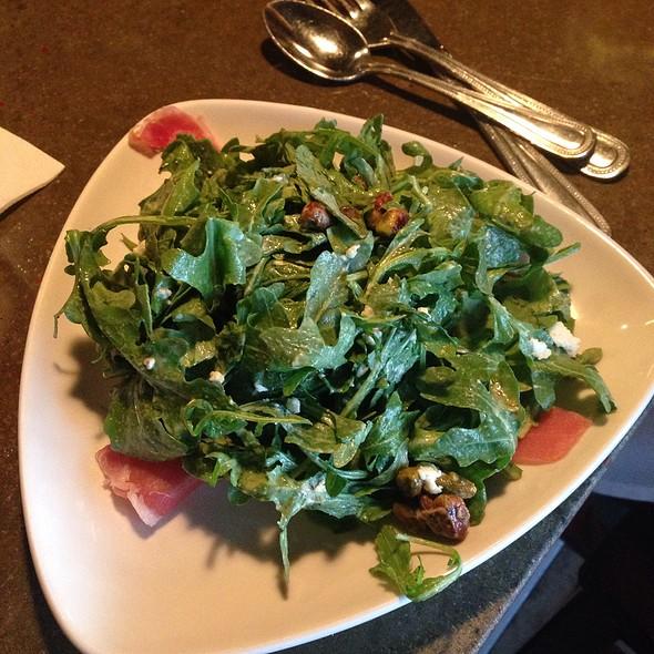 Prosciutto And Pistachio Salad @ La Merenda