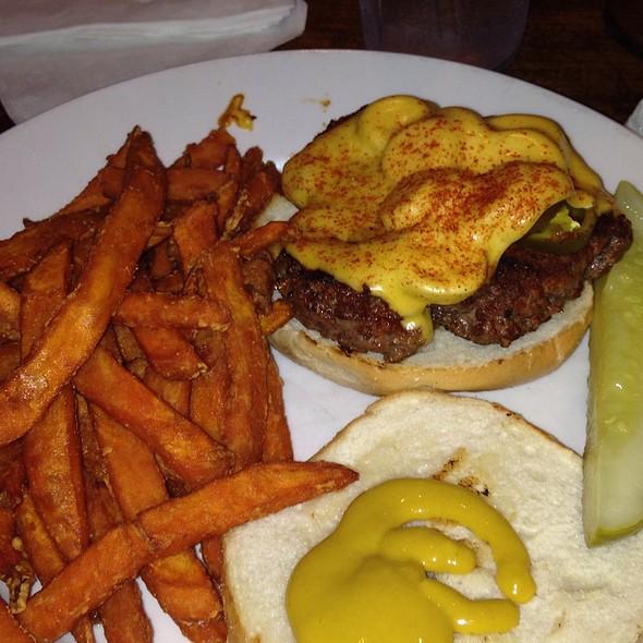 Cheese Burger Hells @ The Halligan Bar & Grill - Shockoe Bottom