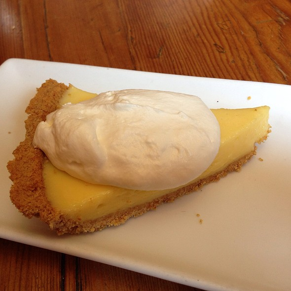 Key Lime Pie @ Good Fork