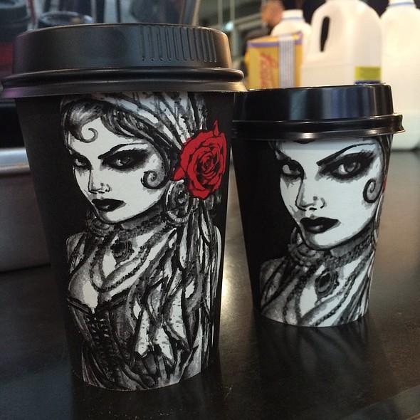 Chai Latte @ Gypsy Espresso