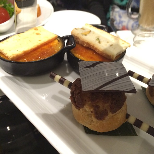 The Heritage High Tea @ The Westin Sydney