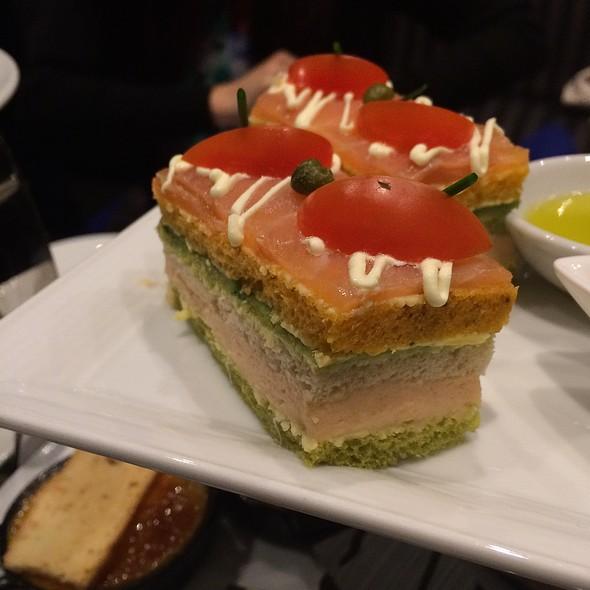 Salmon Sandwich @ The Westin Sydney