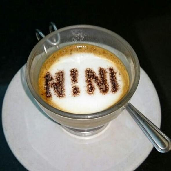 Caffè al gianduiotto @ Caffe' Nini' Di Belcastro Antonio