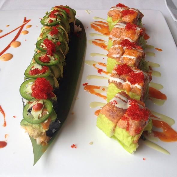 Empire Roll - Imperial Koi Asian Bistro Sushi Bar, Greensboro, NC