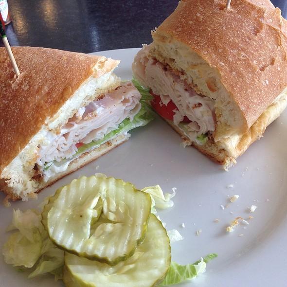 Turkeymaster @ Denver Diner