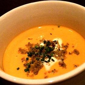 Carrot Soup - FLYTE