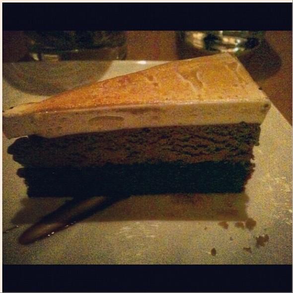 Chocolate Cake - Primehouse, Chicago, IL