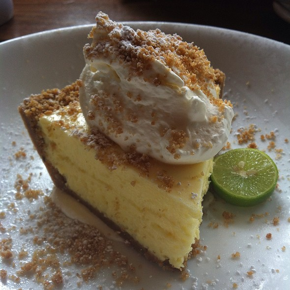 Key Lime Pie @ Cactus Club Cafe