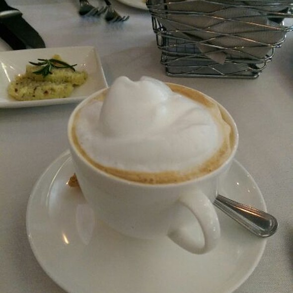 Cappuccino - Harbour Sixty, Toronto, ON