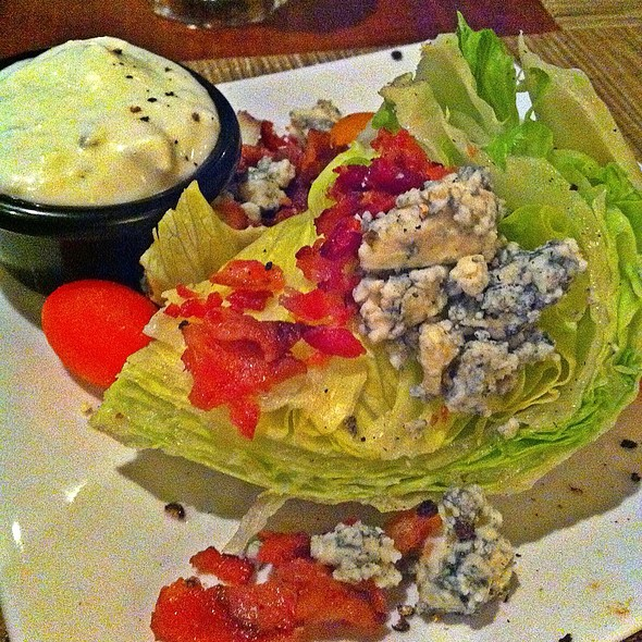Wedge Salad @ Timuquana Country Club