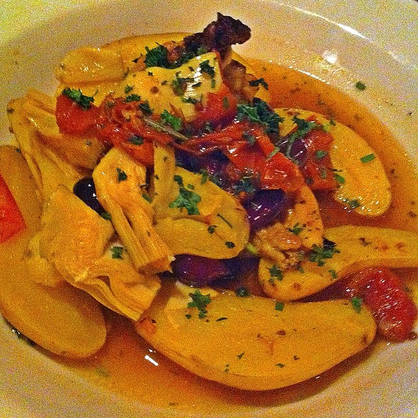 Tuscan Chicken @ Timuquana Country Club
