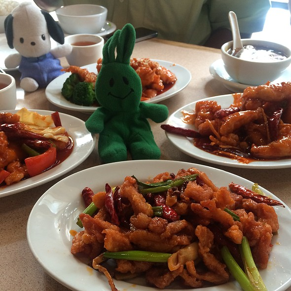 Gui Zhou Spicy Chicken @ Grand Sichuan St. Marks